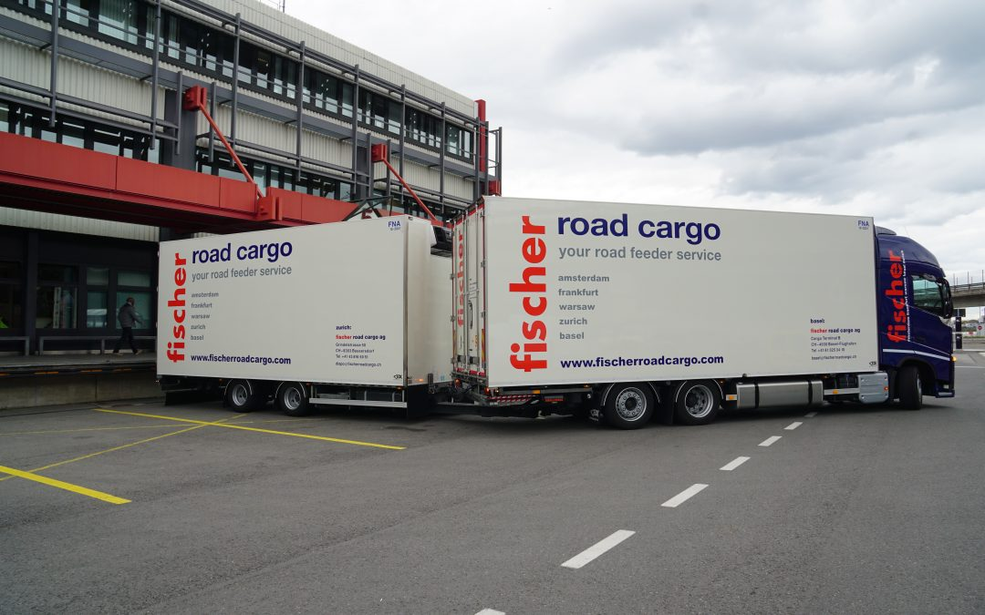 cargo handling at geneva airport